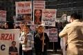 تظاهرات در شهر سیدنی
