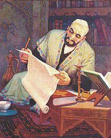 Mahmud Kashgari